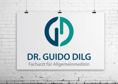 Dr. Guido Dilg Logo