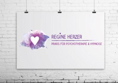 Regine Herzer logo