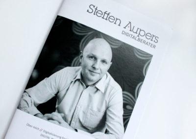 Steffen Aupers Broschüre 1