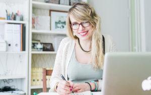 Janine Navarro, Inhaberin von RaabenDesign